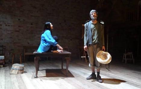 Paris opens doors to English theatre festival