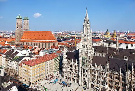 Rampage shocks Munich leaving nine dead