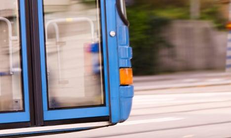 Swedish bus driver who hit asylum seeker: 'I'm not racist'