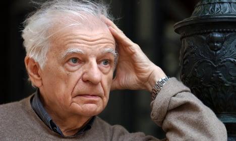 French poet Yves Bonnefoy dies aged 93