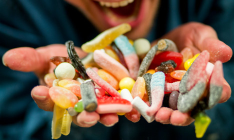 Swedish thieves literally steal an aircraft load of candy