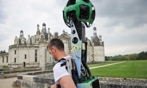 Google to create virtual tours of the Loire Valley chateaux
