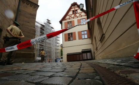 Isis says Syrian bomber in Bavaria one of its 'soldiers'