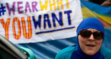 United Nations weighs in on burqini ban debate