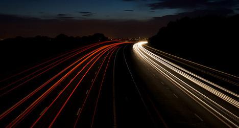 Woman run over on Swiss motorway in apparent suicide
