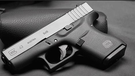 Glock firing on all cylinders