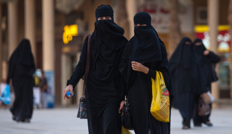 Vast majority of Germans in favour of burqa ban: poll