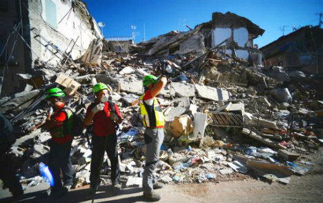Italy must do more to reduce earthquake risk: experts