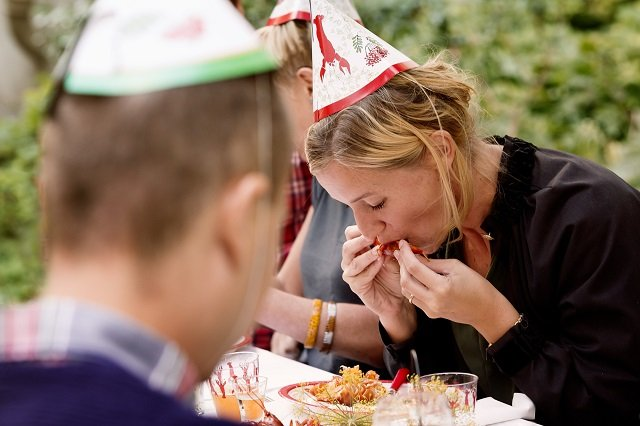How to survive a Swedish crayfish party