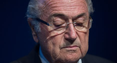 Blatter to appear at Lausanne appeal court