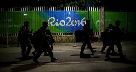 Swiss sports journalist shot at by Rio gunman