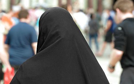 Danish city's proposed burqa ban fails