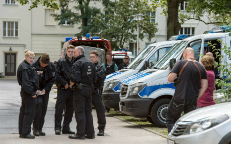 Police arrest 'Islamist' terror suspect near Polish border