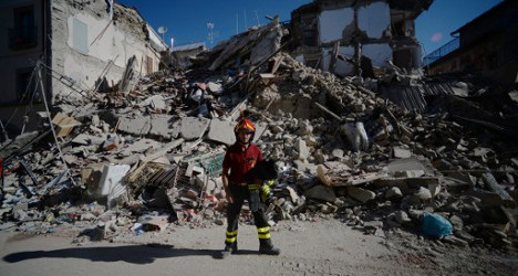 Expert predicts major quake for Switzerland by 2040
