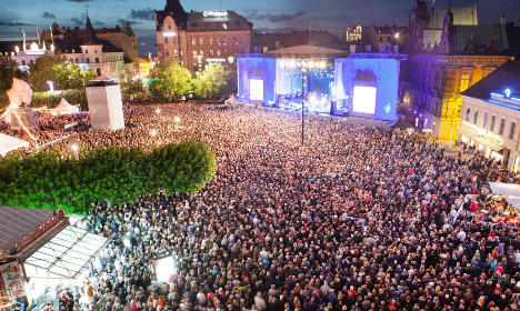 Five unmissable music events in Sweden this week