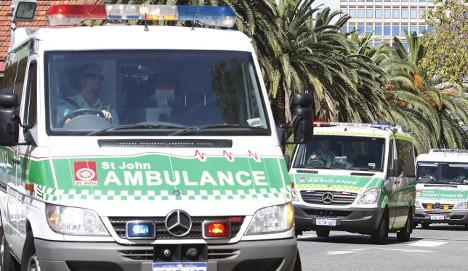 Frenchman 'kills Brit in stabbing rampage' in Australia