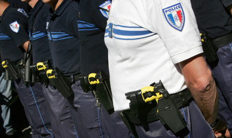 More towns in rural France move to arm local police
