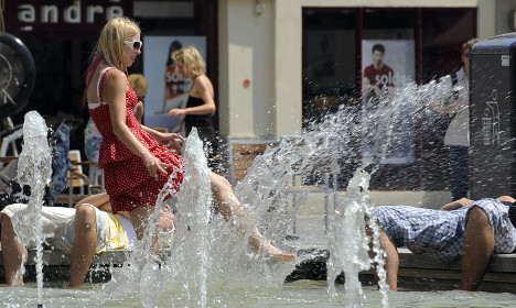 Heatwave drags on as France faces red-hot weekend