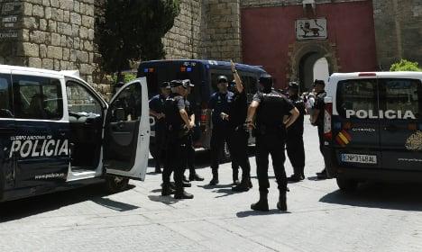 Spanish police smash Chinese immigration ring