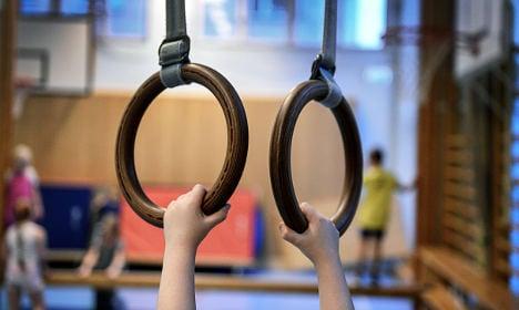 Stockholm school segregates boys and girls in gym class