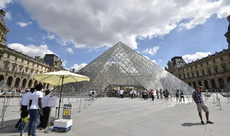 Tourists shy away from France in shadow of attacks
