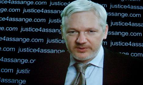 Assange appeals Swedish court's arrest warrant ruling