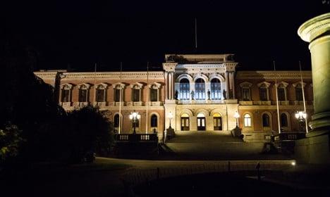 Uppsala student charged over Czech 'poison plot'