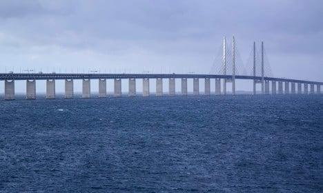 Öresund Bridge to get a huge new paint job