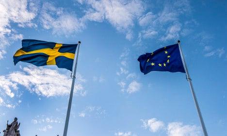Study: Sweden Europe's most positive on non-EU migration