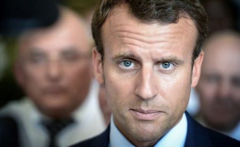 Emmanuel Macron: The story of the whizzkid who could shake up French politics