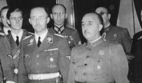 Spain seeks return of Nazi gifts 'proving' Aryan origins