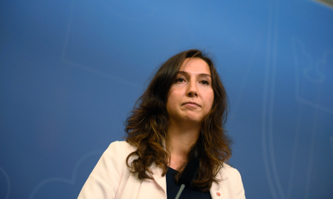Sweden minister quits over drink driving