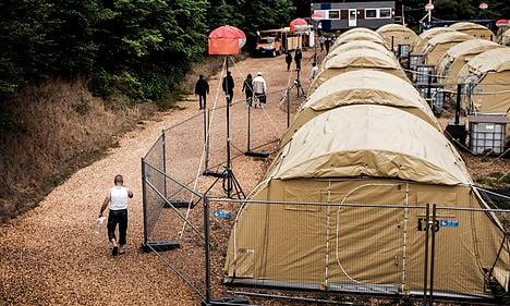 Denmark's asylum numbers hit new low