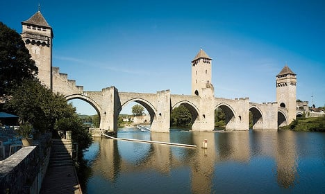 The 12 bridges in France you just have to cross