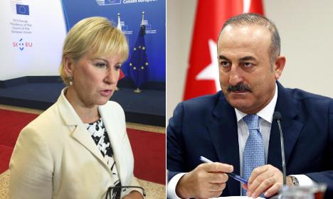 Turkey summons Swedish envoy over child sex tweet