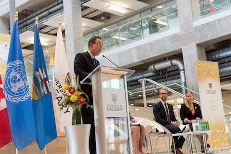 Former Austrian Chancellor takes UN job