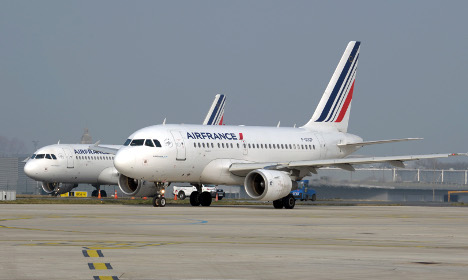 Air France grounds flights on last day of '€90 million' strike