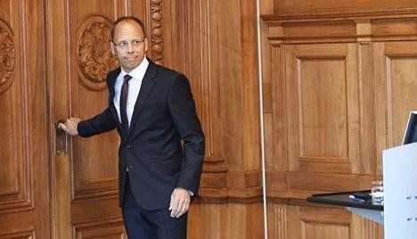 Swedish banking giant sacks its top boss