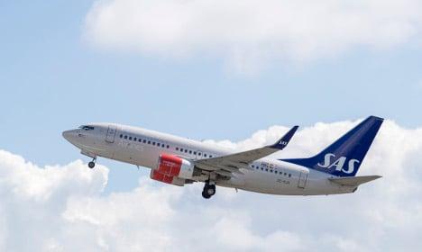 Two Scandinavian flights to Brussels receive bomb threats