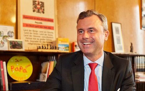 Hofer proposes burka ban and Turkish passport blocks