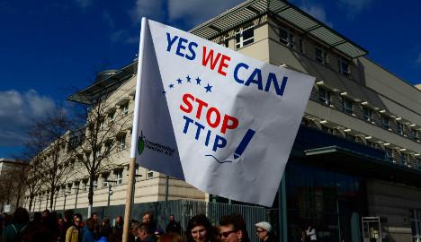 France to demand an end to EU-US trade deal talks