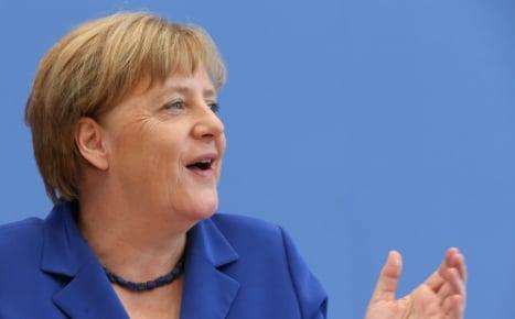 Over 2 in 3 Germans don't blame Merkel for terror attacks