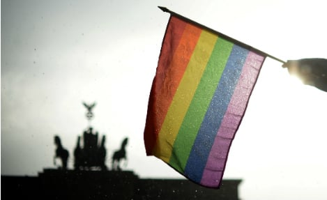 First gay 'wedding' happens in Berlin Protestant church
