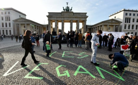 How moving to Berlin inspired me to go vegan