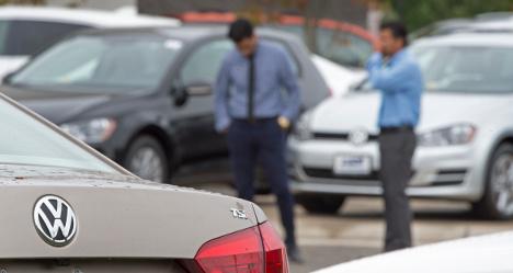Volkswagen fined by Italy watchdog over 'dieselgate'