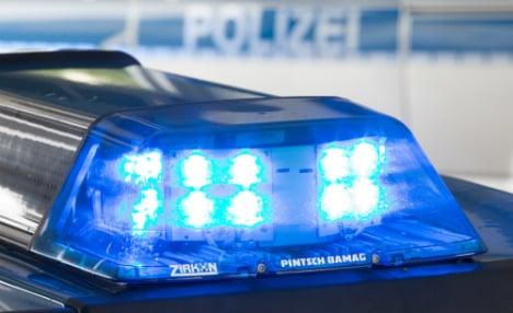 Arson suspected at Berlin refugee home blaze