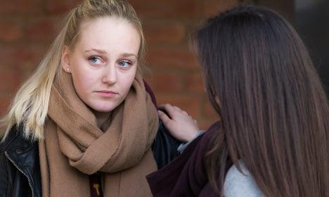 'Unfriendly' Swedes give expats the cold shoulder