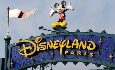 Disneyland Paris sees sales hit after attacks and strikes