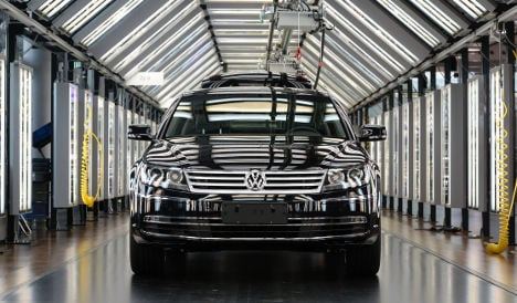Bavaria to sue Volkswagen over emissions cheating