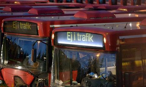 Swedish bus driver fired for hitting asylum seeker